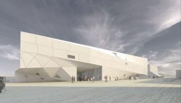 Muzeum Sztuki w Tel Awiwie, projekt: Preston Scott Cohen Inc