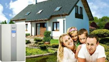 Państwo Zielińscy rozważają ogrzewanie domu gruntową pompą ciepła