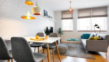70-metrowe mieszkanie we Wrocławiu
