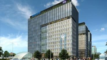 Nowy kompleks biurowy w miejscu Dworca Zachodniego