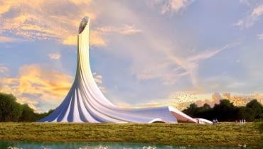 Niesamowity kościół w Miami