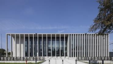 Sąd Rejonowy w Siedlcach, projekt: HRA Architekci