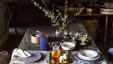 Nowe elementy kolekcji polski stół