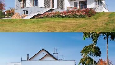 Dom jednorodzinny - autor projektu architekt Rafał Barycz