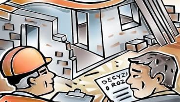 Jeżeli dany budynek może zagrażać życiu lub zdrowiu mieszkańców, powiatowy inspektor nadzoru budowlanego ma prawo wydać decyzję nakazującą robiórkę.