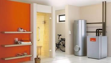 Pompa ciepła z dodatkowym zasobnikiem ciepłej wody