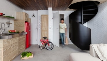 małe mieszkanie, nowoczesne małe mieszkanie, jak urządzić małe mieszkanie