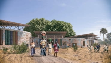 Szkoła w Ulyankulu