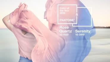Kolory roku według Pantone Color Institute