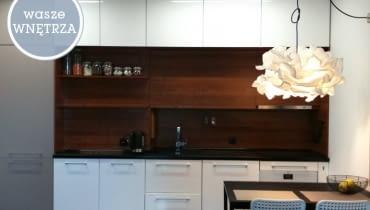 mieszkanie czytelników, wasze wnętrza, jak mieszkają Polacy, polskie wnętrza, kuchnia