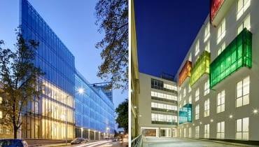 Instytut Informatyki UMCS, Lublin, proj. Biuro Architektoniczne Plewa 2011