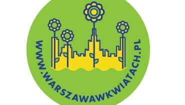 Warszawa w kwiatach i zieleni