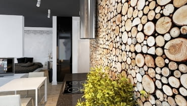 Drewniane panel ścienne Pure, Wood Collection