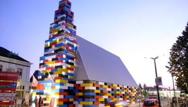 Abondantus Gigantus, lego, design