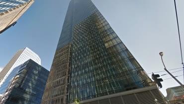 Wieżowiec Millennium Tower, San Francisco