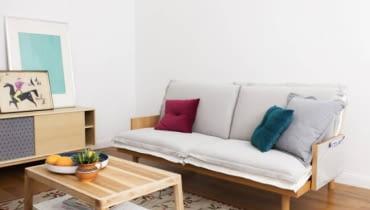 sofa do małych wnętrz