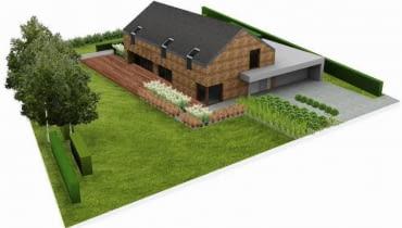 Projekt ogrodu: elegancja i minimalizm