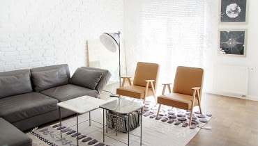 stylowe mieszkanie, dobrze urządzone mieszkanie