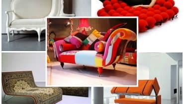 design, meble, sofy