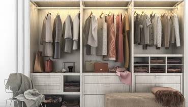 Garderoba w domu