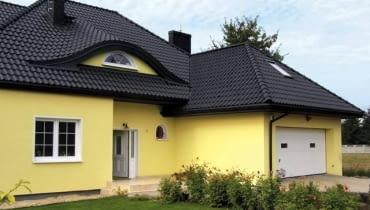 Piękny dom pod Warszawą