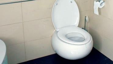 gres polerowany, łazienka