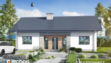 'Dom w kostrzewach 4'