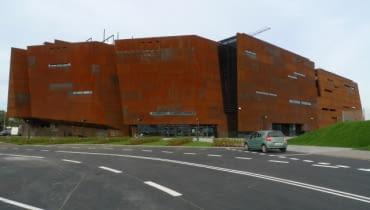 Europejskie Centrum Solidarności, Gdańsk, fot. ace