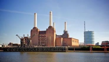 Tak obecnie prezentuje się elektrownia, ale wkrótce...