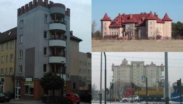 Szlakiem polskich zamków współczesnych