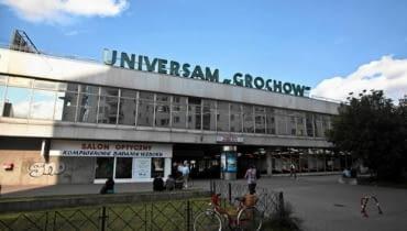 Universam na Grochowie