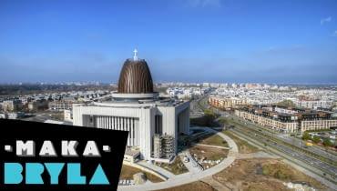 Świątynia Opatrzności Bożej w Wilanowie - wybrana Makabryłą Roku 2016