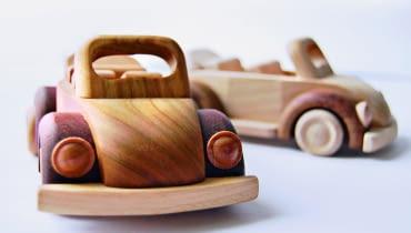 Ekologiczne drewniane klocki i zabawki - klasyczne i atrakcyjne. Happy Wood Toys