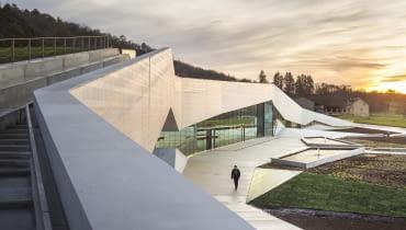 Nowe Muzeum Lascaux, projekt: Snohetta we współpracy z SRA Architects