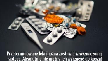 przeterminowane leki