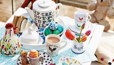 dekoracje, dekoracje stołu, ceramika, dekoracje na stół, TK Maxx, wnętrza