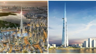 The Tower i Jeddah Tower