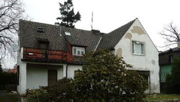 przebudowa starego domu
