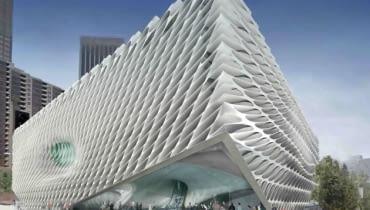 Muzeum z prywatną kolekcją sztuki miliardera ma duże szanse stać się kolejną ikoną architektoniczną Miasta Aniołów. Projekt Diller Scofidio Renfro