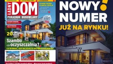 Miesięcznik Ładny Dom (październik 2017) już w sprzedaży!