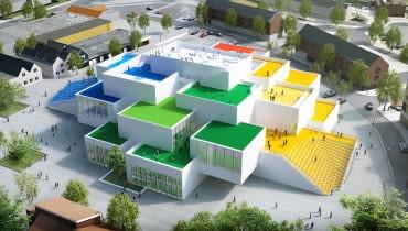 Lego House w Billund, projekt: Bjarke Ingels Group