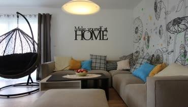 dom, dom jednorodzinny, przytulny dom