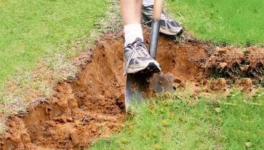 Problemy z gliniastą glebą