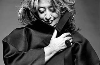 Zaha Hadid, niekwestionowana diva światowej architektury