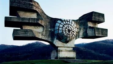 Spomeniki - nieznane perły modernizmu