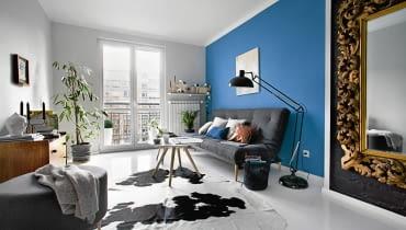 pokój dzienny, salon, wystrój wnętrz, nowoczesne wnętrza