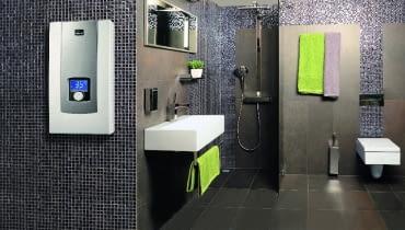 podgrzewacz, bojler, łazienka