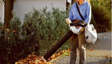 Odkurzacz ogrodowy / dmuchawa do liści