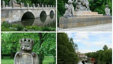 Łazienki Królewskie - Ogród Królewski