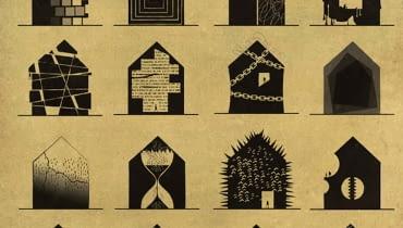 Archiatric: Architektoniczne interpretacje zaburzeń psychicznych na grafikach autorstwa Federico Babiny